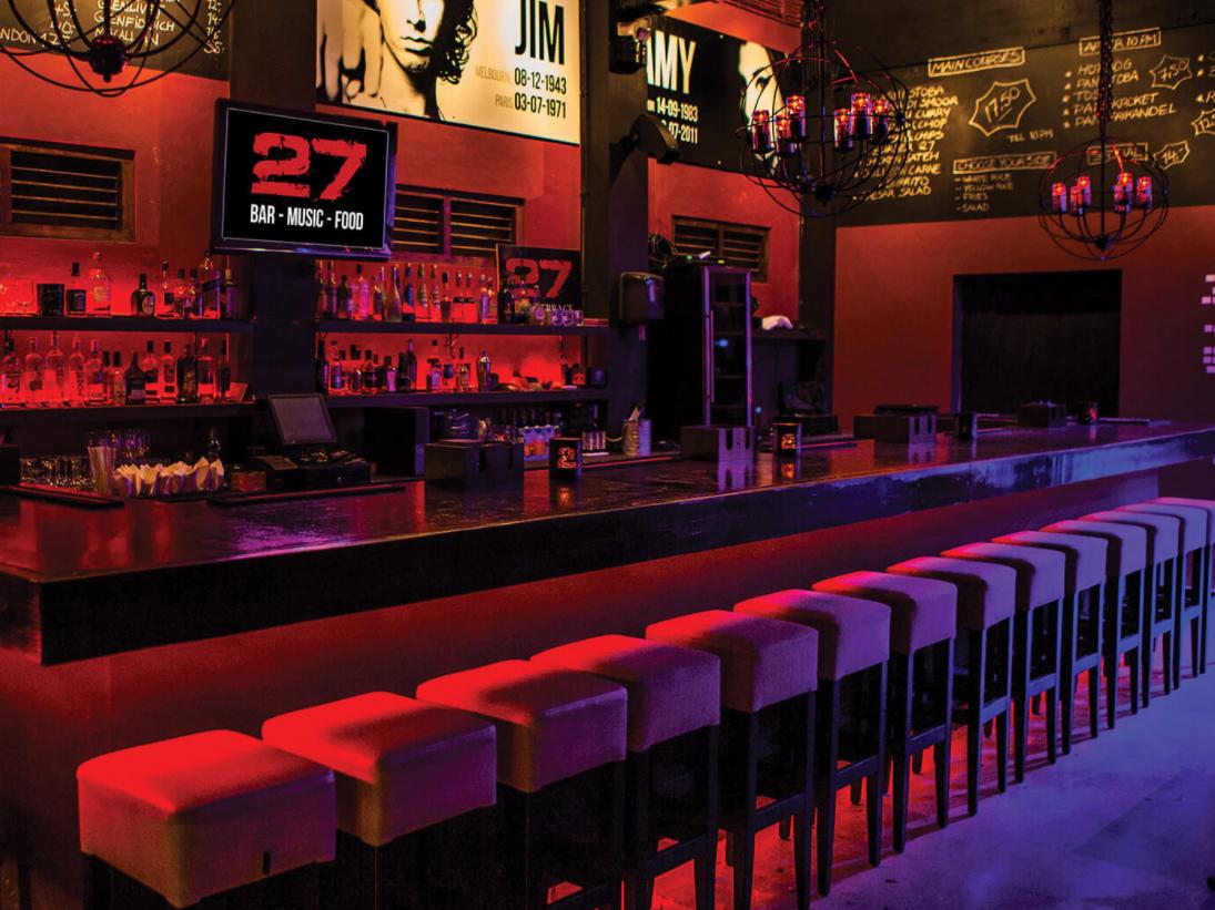 27 Bar Pietermaai