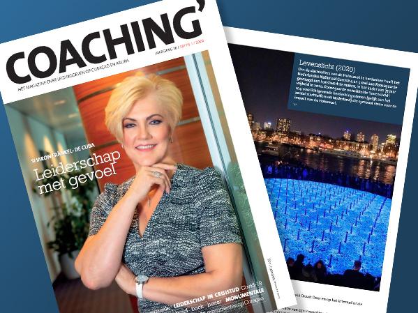 coaching magazine curacao