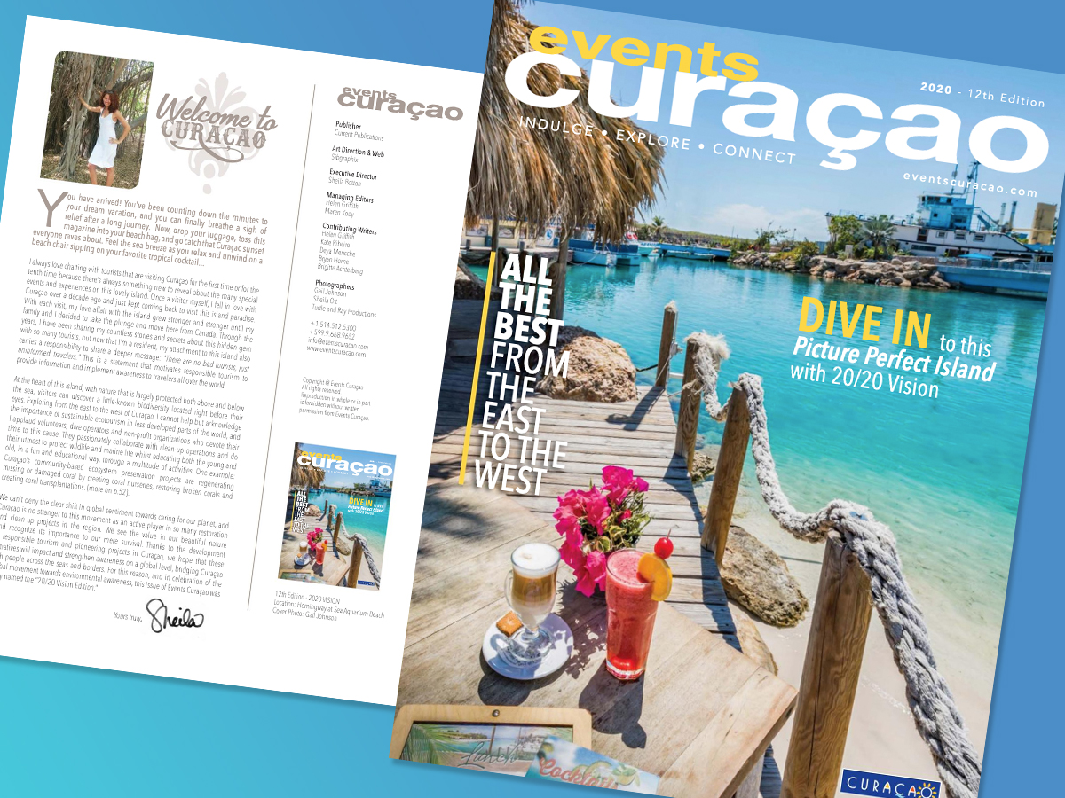 Events Curacao Magazine