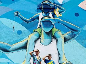 Street Art Skalo Murals