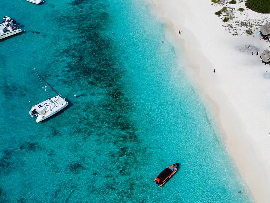 Klein Curacao Boat Trips