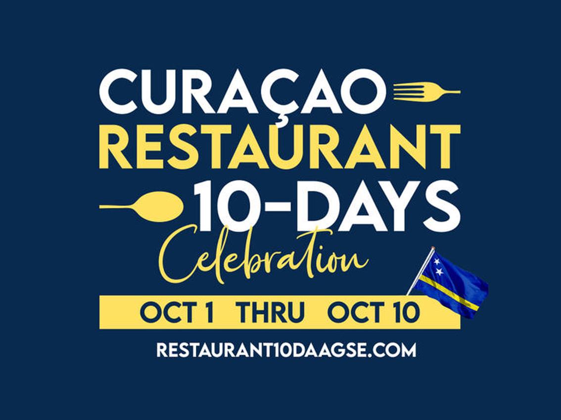 Restaurant 10 days special